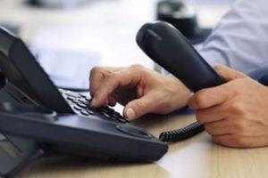 Nghệ An: Cảnh báo tình trạng giả danh cán bộ thuế gọi điện tư vấn, gửi tài liệu, yêu cầu chuyển tiền
