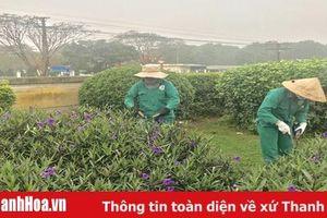Phát huy vai trò của tổ chức đảng ở Công ty CP Môi trường và Công trình đô thị Bỉm Sơn