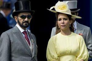 Tin ảnh: Vợ Thủ tướng UAE đã bỏ trốn cùng 40 triệu USD