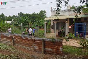 Vụ một phụ nữ chết bất thường ở Bình Phước: Nghi phạm là con trai