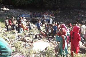 Tai nạn giao thông nghiêm trọng ở Ấn Độ, 31 người thiệt mạng