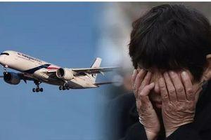 Tìm thấy thông điệp bí ẩn nghi của hành khách MH370 để lại