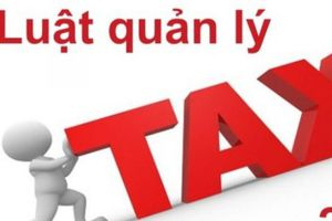 Luật Quản lý thuế 2019: 5 nội dung đáng chú ý nhất