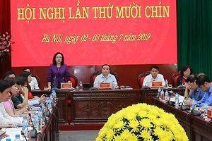 Hà Nội sẽ xem xét thận trọng, chưa vội triển khai sáp nhập địa giới các xã, phường