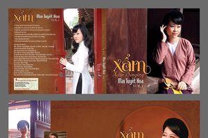 Học trò 'ruột' của nghệ nhân Hà Thị Cầu ra album đầu tay