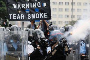 Báo Trung Quốc: 'Không khoan nhượng' với biểu tình Hong Kong