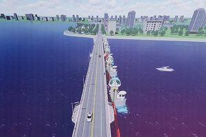 Quảng Ngãi khởi công đập dâng gần 1.500 tỉ đồng