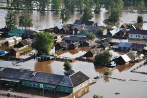 Lũ lụt nghiêm trọng ở Nga, ít nhất 14 người thiệt mạng