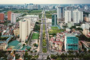 Loạt dự án đắt đỏ ăn theo đường Nguyễn Văn Huyên kéo dài