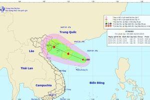 Đêm nay 2.7: Áp thấp nhiệt đới trên biển Đông có khả năng mạnh thành bão