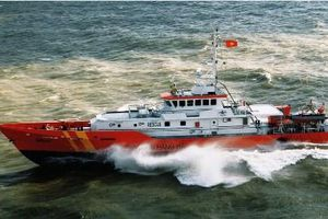 Quyết liệt tìm kiếm các ngư dân bị chìm tàu khu vực vùng biển Hải Phòng