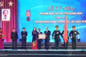 Thủ tướng: Quảng Ngãi hoàn toàn có thể trở thành trung tâm công nghiệp của miền Trung