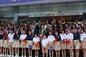 Thủ tướng ấn tượng với Thành phố Giáo dục quốc tế - IEC Quảng Ngãi