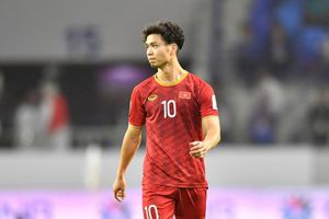 'Lộ' số áo tuyệt đẹp Công Phượng sẽ mặc khi sang Bỉ thi đấu?