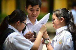 Một thí sinh lớp 10 Nghệ An được cộng thêm 5 điểm môn Toán sau phúc khảo