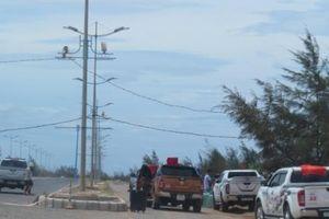 Quảng Bình: Ngang nhiên chặn đường phố tổ chức đua xe trái phép