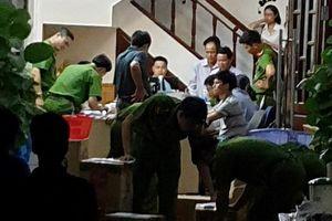 Công an khám xét khẩn cấp trụ sở doanh nghiệp 'trùm' cát sạn tại Thừa Thiên - Huế