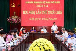 Kiểm điểm Ban Thường vụ Thành ủy Hà Nội về vi phạm đất đai tại Ba Vì