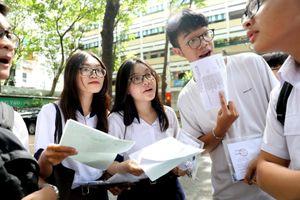 Thêm trường công bố điểm trúng tuyển kỳ thi đánh giá năng lực