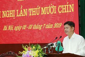 Hà Nội cách chức 7 đảng viên vi phạm