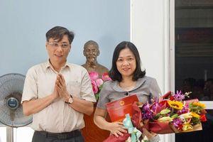 Phó Trưởng ban Tổ chức Tỉnh ủy Khánh Hòa làm Giám đốc Sở Nội vụ