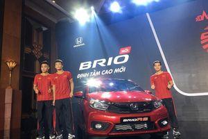 Tại sao giá cao hơn đối thủ, Honda Brio vẫn hút khách