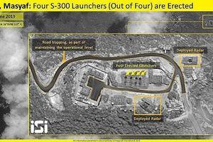 Ảnh vệ tinh: Syria đã đưa S-300 vào hoạt động