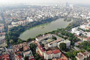 Hà Nội xin không sáp nhập hàng loạt phường thuộc 2 quận trung tâm
