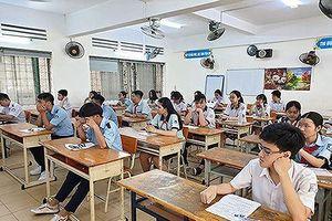Ngày mai, Thành phố Hồ Chí Minh công bố điểm chuẩn vào lớp 10 công lập