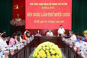 Sẽ kiểm điểm Ban Thường vụ Thành ủy Hà Nội liên quan vi phạm ở Ba Vì