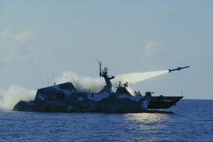 Quân đội Trung Quốc vừa phóng tên lửa gì trên Biển Đông?