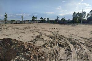 Thanh Hóa: Tự ý san lấp hàng ngàn mét vuông đất nông nghiệp vẫn chưa bị xử lý