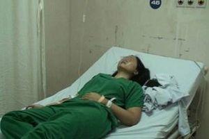 Đề nghị xử lý vụ chồng say rượu đấm vào mặt nữ bác sĩ vì loa thông báo kêu rè