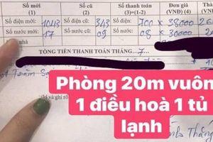 Nhờ điện lực kiểm tra, cô gái ở Hà Nội phát hiện chủ nhà tính gian 450 số điện