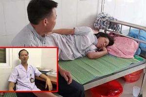 Vụ trẻ sơ sinh bị kéo đứt cổ: Bác sĩ trưởng khoa sản ở Hà Tĩnh phân trần 'tôi kéo một tí cổ đứa trẻ đã rời ra'