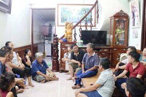 Vụ tàu cá Nghệ An bị chìm: Hơn 60 phút đối mặt với tử thần của ngư dân thoát nạn
