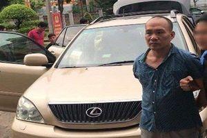 Chân dung đại gia rởm đi Lexus, đột nhập nhiều cơ quan nhà nước để trộm cắp