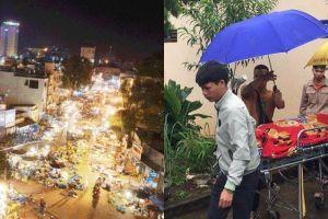Truy lùng nhóm 'sát thủ' nổ súng ở chợ đêm khiến 3 người thương vong