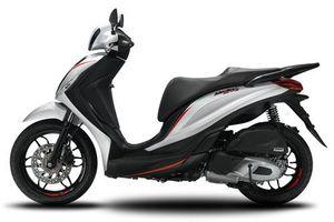 Ngắm Piaggio Medley S 150 ABS, giá 87,9 triệu ở Việt Nam