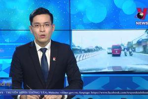 Bình Phước xử phạt tài xế xe khách lạng lách trên đường