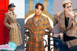 Không chỉ'đụng hàng' Mino (Winner), Sơn Tùng M-TP còn mặc áo hàng hiệu giống siêu mẫu Thanh Hằng