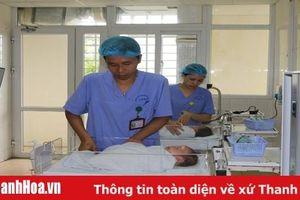 Nâng cao năng lực kiểm soát nhiễm khuẩn bệnh viện
