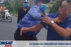 Cần làm rõ các đối tượng hành hung phóng viên báo Tuổi trẻ Thủ đô