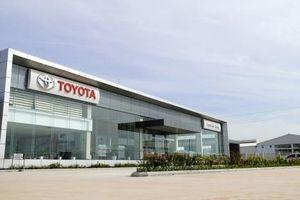 Ra mắt Toyota Bắc Giang