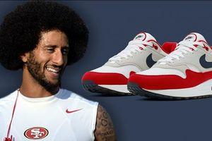 Nike: Dừng bán đôi giày sneaker 'Betsy Ross Flag' sau khi tiền vệ Colin Kaepernick can thiệp