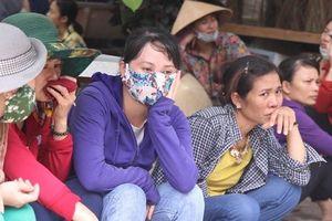 Danh tính của 9 ngư dân bị chìm tàu cá ở Nghệ An