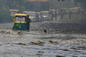 Sập tường do mưa làm ít nhất 15 người chết, 69 người bị thương ở Ấn Độ