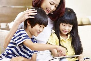 Những điều cha mẹ cần chuẩn bị cho con trước khi vào lớp 1