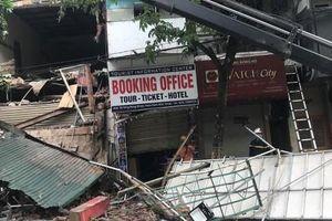 Hà Nội: Hé lộ nguyên nhân vụ ngôi nhà 56 Hàng Bông bất ngờ đổ sập