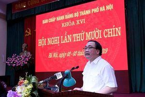 Hà Nội: Chuẩn bị nguồn cán bộ cho nhiệm kỳ 2020-2025 phải thực sự khách quan